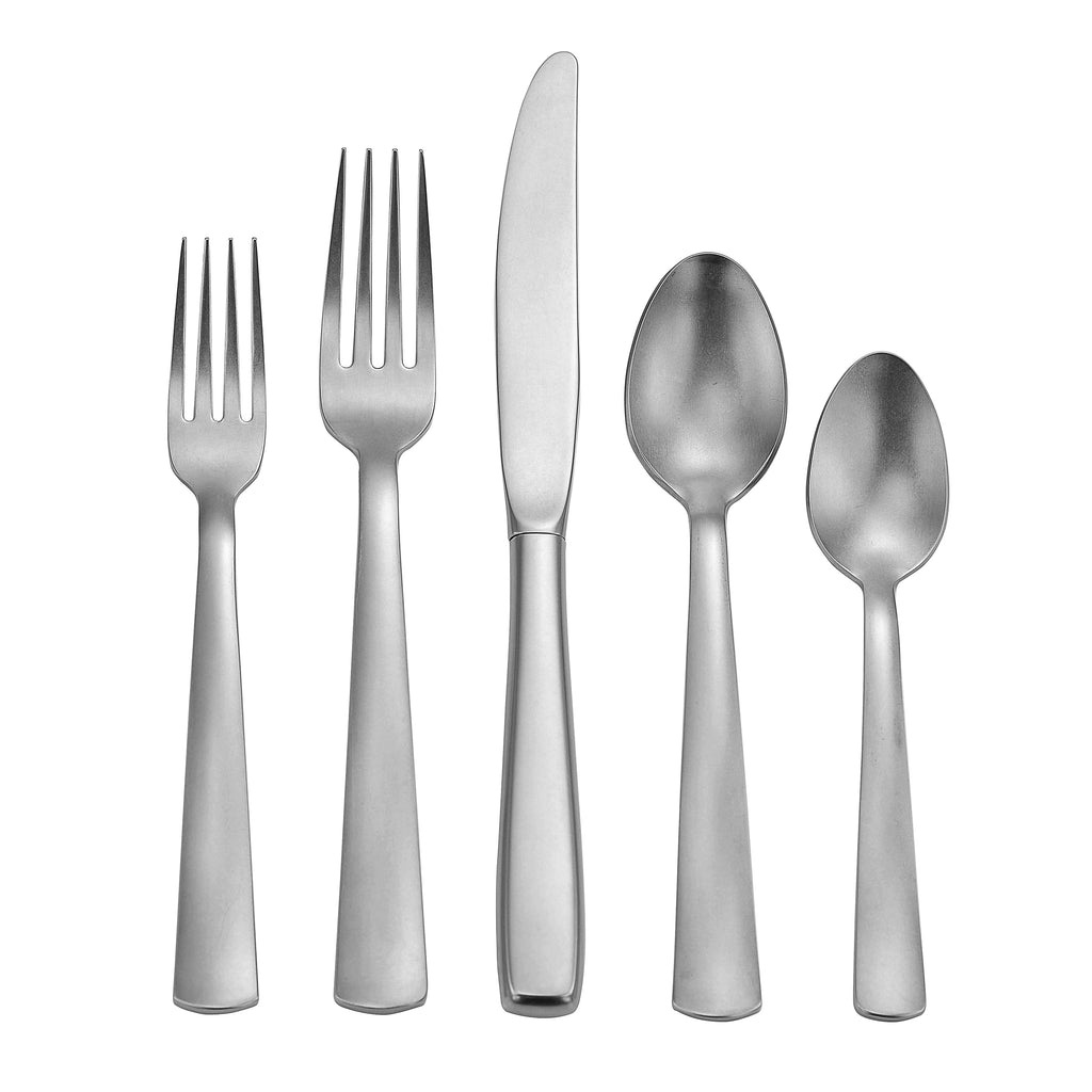 American Industrial- 45 Piece Set - Flatware 360 Cookware