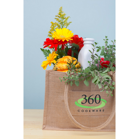 Jute Grocery Bag | Combo - 360 Cookware 360 Cookware