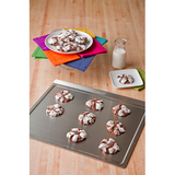 Factory Seconds Stainless Steel Cookie Sheet - Large - 360 Bakeware 360 Cookware