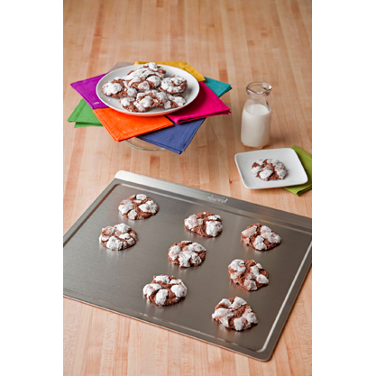 Factory Seconds Stainless Steel Cookie Sheet - Large