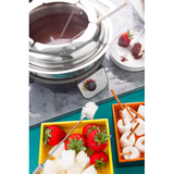 Stainless Steel Fondue Set - 360 Cookware 360 Cookware