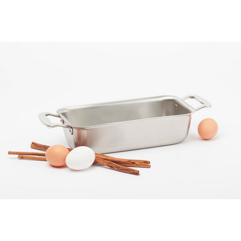 Factory Seconds Stainless Steel Loaf Pan