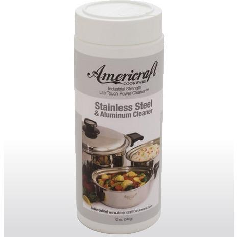 Americraft Stainless Steel Cleaner (2 Pack) - 360 Cookware 360 Cookware