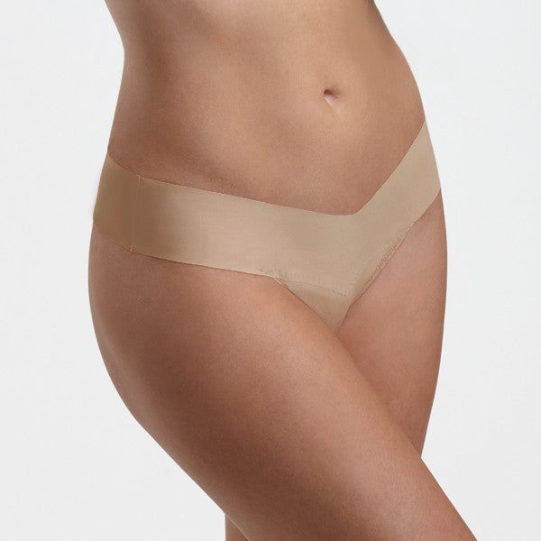 "BARE ""Eve"" Natural Rise Thong"