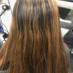 brassy hair, blonde highlights, bleached hair, tips for brassy hair