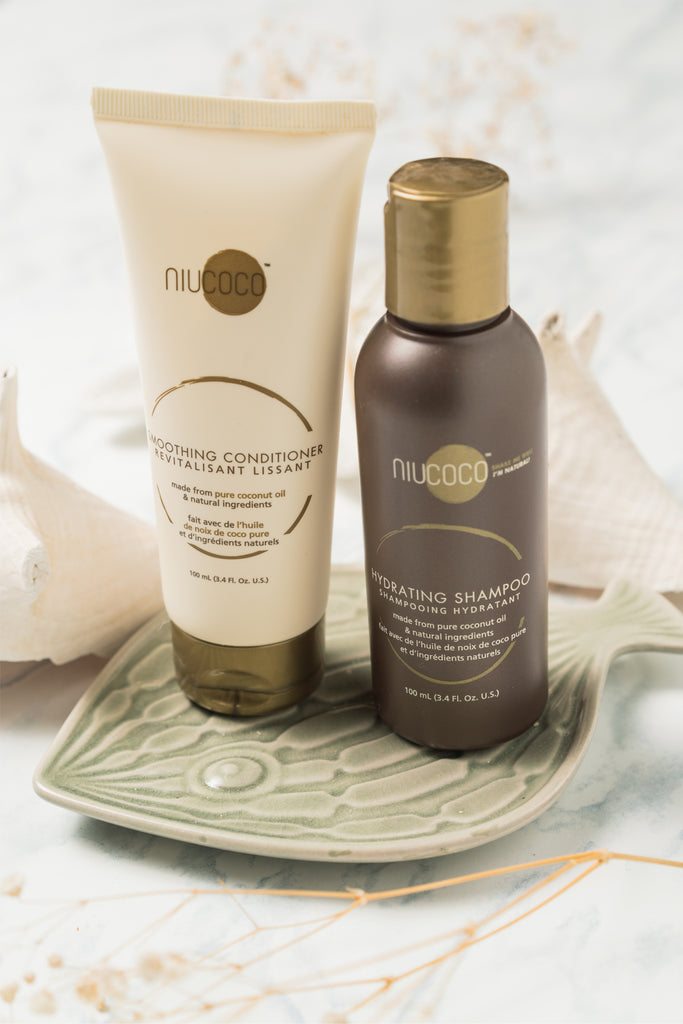 Travel Bundle 100ml shampoo + 100ml conditioner ( TRAVEL Duo)