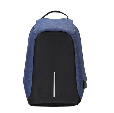 Secure Laptop Backpack with USB port (Unisex bag) - Exinoz