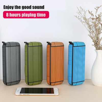 Waterproof Bluetooth Speaker 3D stereo - Exinoz