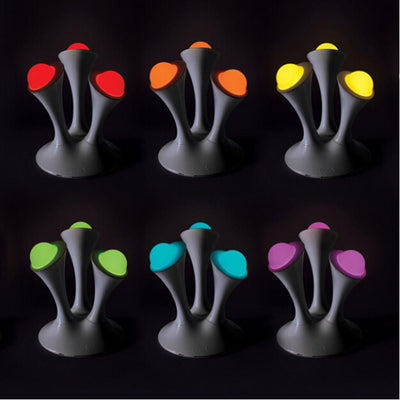 Colorful Mushroom Led Lamp - Exinoz