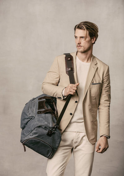Andrews Wax Shoe Duffel Classic - Exinoz