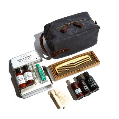 Stow Away Travel Kit - Exinoz