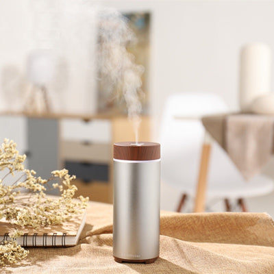 USB Car Aromatherapy Air Humidifier
