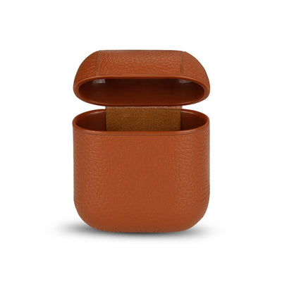 Genuine Leather Airpods Protective Case