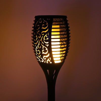 Waterproof Solar Tiki Torches - Exinoz