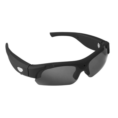 Polarized-lenses Sunglasses with Video Recorder