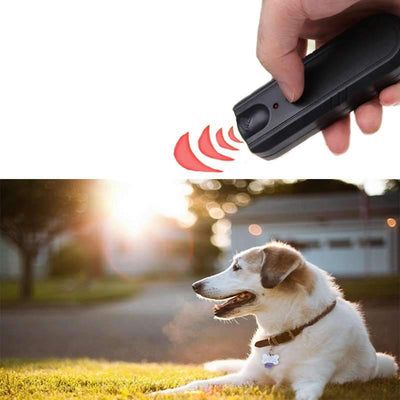 3 in 1 Anti Bark Training  Device - Exinoz