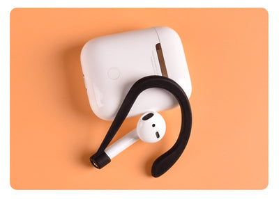 Silicone Earhook Holder For Apple AirPods - Exinoz
