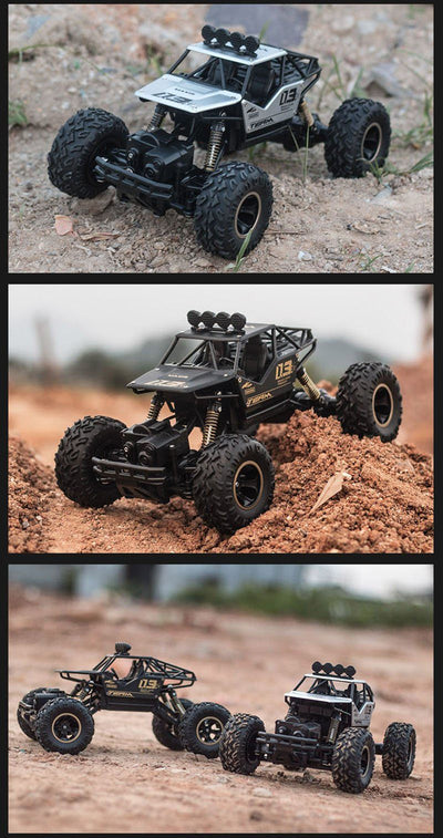 1/16 RC High Speed Off-Road Monster Truck - Exinoz