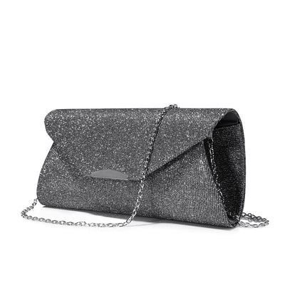 Evening Envelope Clutches with Chains - Exinoz