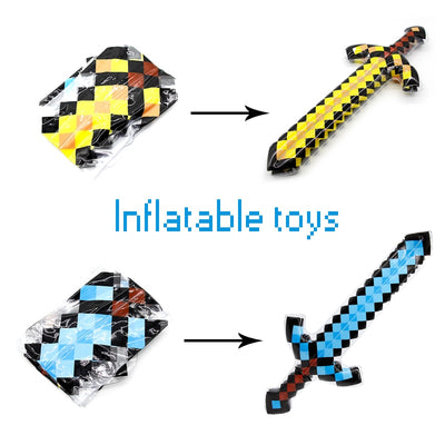Inflatable Balloon Swords