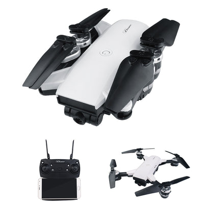 Fordable Selfie Drone With WIFI FPV Camera RC Drone 6-Axis RC - Exinoz