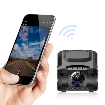 Dash Camera WiFi Full HD with Night Vision - Exinoz