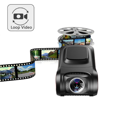 Dash Camera WiFi Full HD with Night Vision