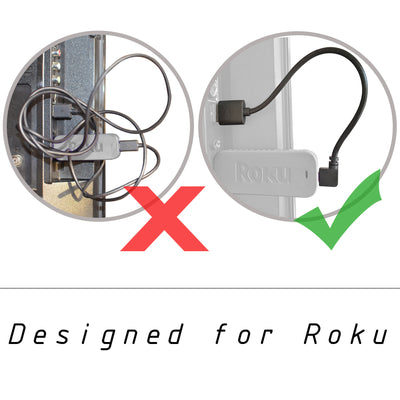 Power Cable for Roku Stick - Exinoz