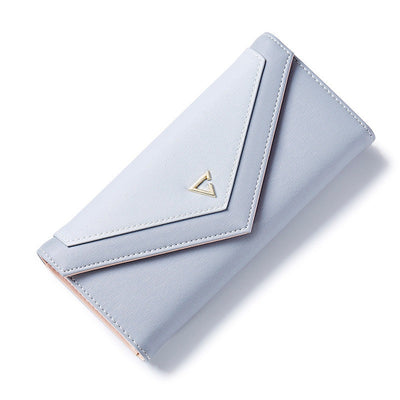 New Geometric Envelope Clutch Wallet For Women - Exinoz