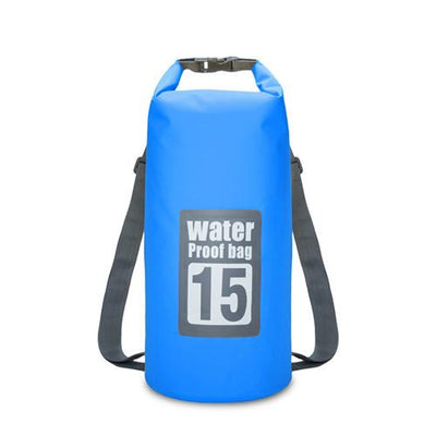 15L Waterproof Dry Bag Backpack