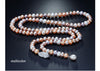 Genuine Freshwater Pearl Long Necklace