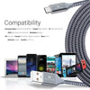 Exinoz USB Type C Cable Fast Charging USB C Cable (Bonus Special Offer)