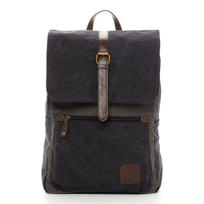 Lincoln Adventure Canvas Backpack