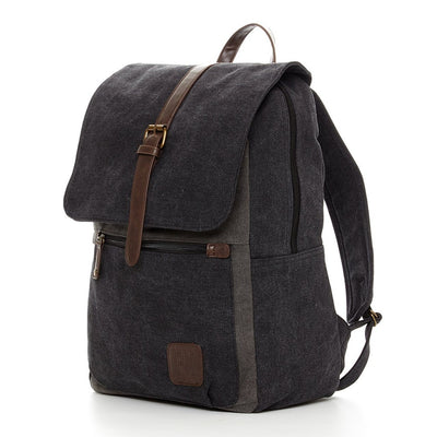 Lincoln Adventure Canvas Backpack - Exinoz