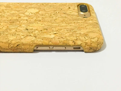 Exinoz Cork Wood Fiber iPhone Case - Exinoz
