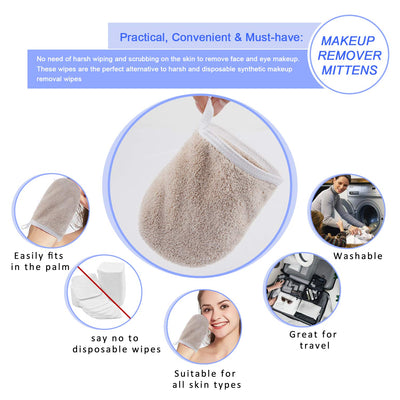 The Magic Make Up Remover -- 100% Water Based