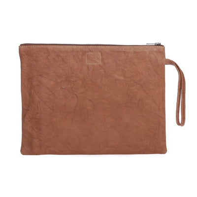 Made in LA - Lamb Leather Clutch Purse - Exinoz