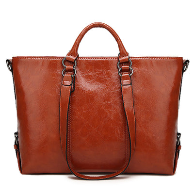 Women's Minimalist Business & Leisure Crossbody Handbag