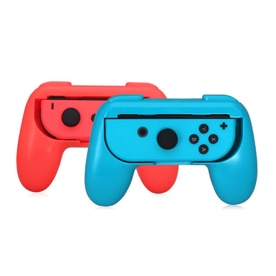 2 Piece Set Silicone Joy-Con Controller Grips For Nintend Switch - Exinoz