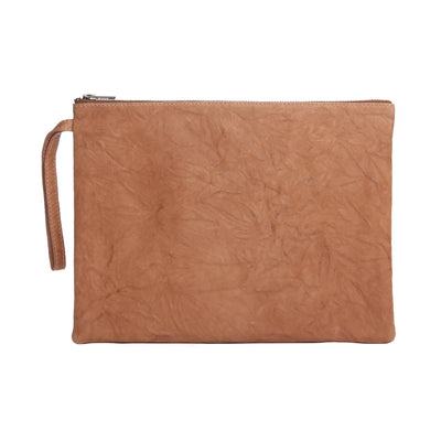 MADE IN LA - LAMB LEATHER MEDIUM POUCH