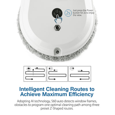 Window Robotic Vacuum Cleaner - Exinoz