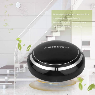 Amazing Smart Robotic Vacuum Cleaner