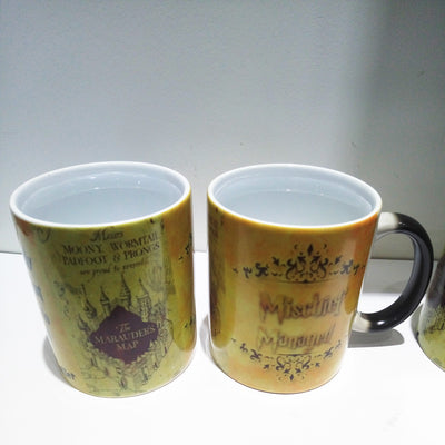 Magical Morphing Mugs - Exinoz