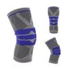 NYLON SILICONE KNEE SLEEVE - BUY 2 GET THE 3RD FREE