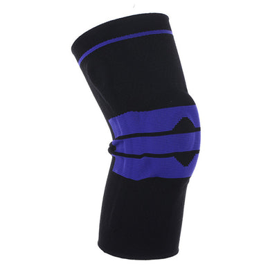 NYLON SILICONE KNEE SLEEVE - BUY 2 GET THE 3RD FREE - Exinoz