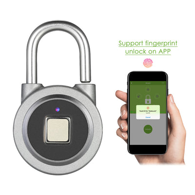 Fingerprint Smart Keyless Lock - Exinoz