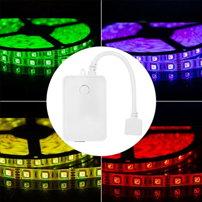 WiFi Wireless Remote Control for LED Light Strips | Works with Alexa and Google Home