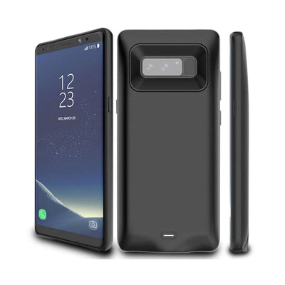 Exinoz Portable External Battery Case for Samsung Galaxy - Exinoz