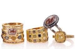 Todd Reed Stacking Rings