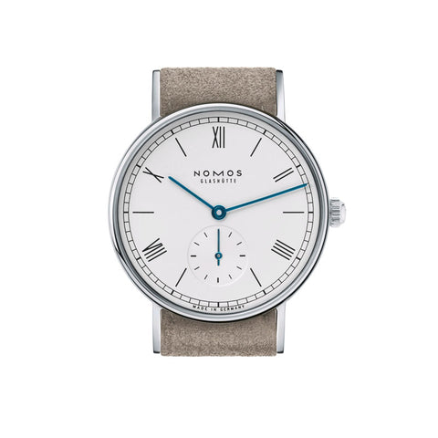 Nomos Ludwig stainless steel watch